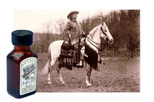 Tobacco leaf e-juice Buffalo Bill