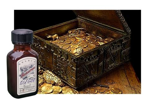 Tobacco e-liquid Old Gold