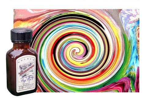 Fruit Candy E-Juice Pop Art
