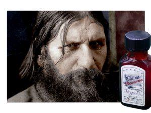 Sweet dark e-juice Rasputin