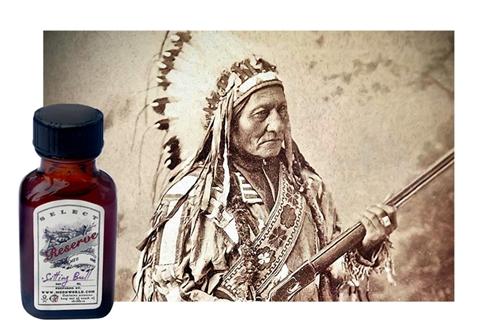 Pipe Tobacco E-Juice Sitting Bull