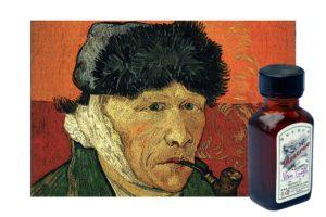Pipe tobacco e-juice Van Gogh