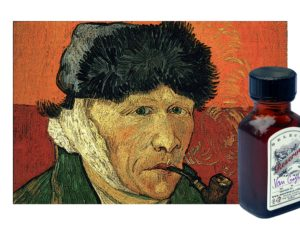 Pipe tobacco e-juice Van Gogh