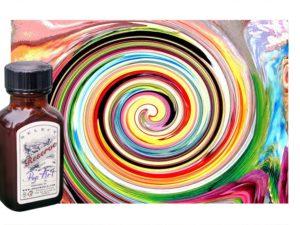 E–жидкость со вкусом конфет Поп-Арт